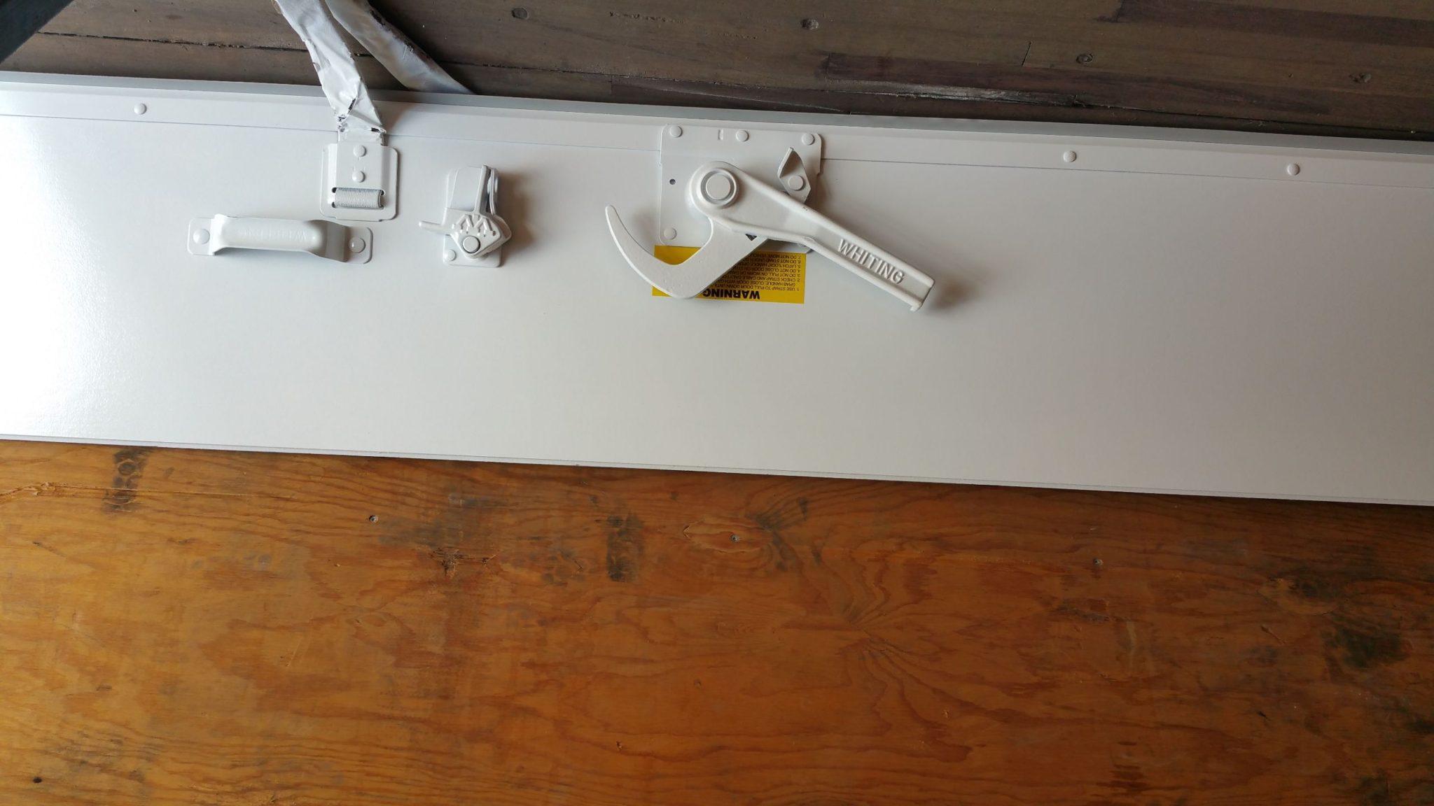 Truck door and floor repairs garage door professionals for Garage door repair bradenton
